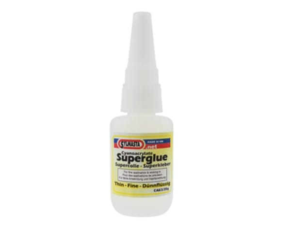 Sylmasta CAE3 Penetrating Superglue is a low viscosity superglue which has the consistency of water, allowing it to easily flow into difficult areas