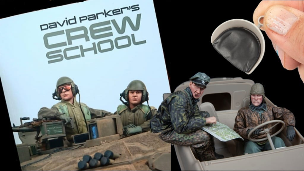 David Parker's Crew School features tips and tricks from one the world's leading figure makers for creating realistic tank crews